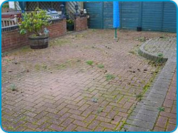 block paving cleaning Northampton Milton Keynes Bedford