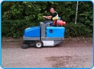 car park cleaning Milton Keynes