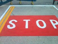 car park line marking Northampton