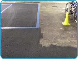 car park cleaning Northampton