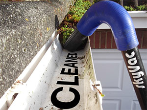 Gutter Cleaning Machine Service Jet Stream Drive Clean