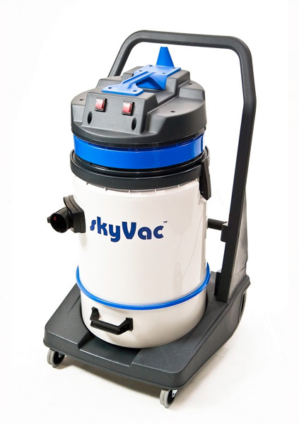 Sky Vac Commercial Vacuum Cleaner Jet Stream External Clean