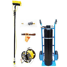 Conservatory Cleaning Equipment