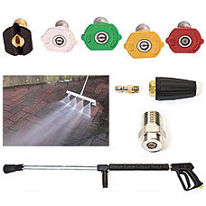 Pressure Washer Tools & Accessories