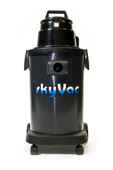 Skyvac Gutter cleaning machine