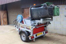 Wheelie Bin Washing Machine
