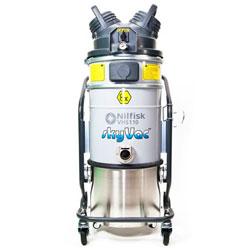 SkyVac ATEX High Reach Health & Safety Vacuuming